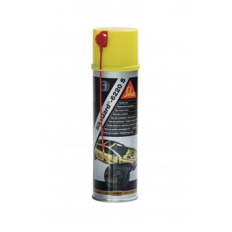 SikaGard 6220S Amber Cavity Wax 500ml aerosol