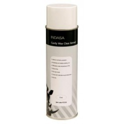 Indasa Aerosol Cavity Wax, Clear, 500ml