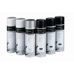 Indasa Aerosol Acrylic Satin Black, 500ml
