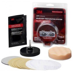 3M Headlight Restoration Kit - Part No 39073