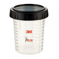 3M PPS Mini Cup & Collar 170ml