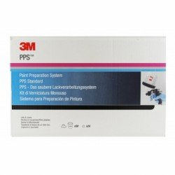 3M PPS Standard Lids & Liners Kit, 125mu, Qty of 50 - 16026