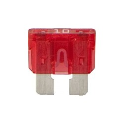 Littelfuse ATO Blade Fuses Std Type, 4A, (Pack of 50)