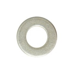 "Imperial Zinc Flat Washers, 3/4"" x 1 1/2"" (Pack of 100)"