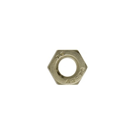 Stainless Steel Nuts, Grade A2, M10 (Pack of 200)