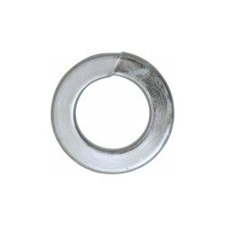 Zinc Spring Washers, M6 (Pack of 300)