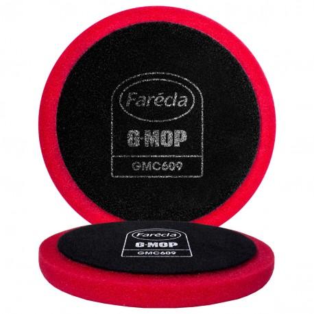 Farecla G Mop High Cut Red Foam Pads (Pack of 2) - by Grove