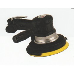 Tex Gear Driven Air Orbital Sander with Dust Extraction