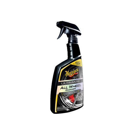 Meguiar's Ultimate All Wheel Cleaner, 710ml - by Grove
