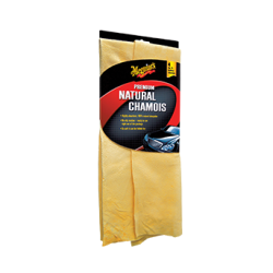 Meguiar's Premium Natural Chamois, 4 sq.ft. - by Grove