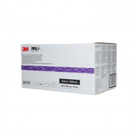 3M PPS Series 2.0 Kits, Mini, 200 ml, 200 mu - by Grove