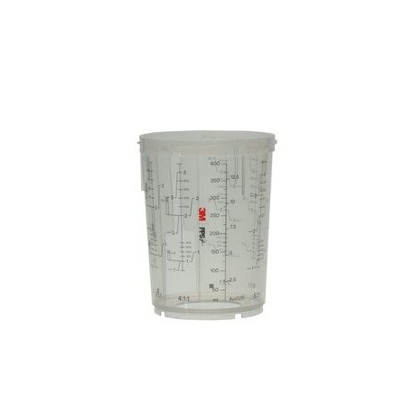 3M PPS Series 2.0 Cup, Midi, 400 ml - by Grove