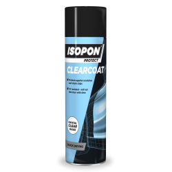 Isopon Clearcoat Aerosol, 450ml - by Grove