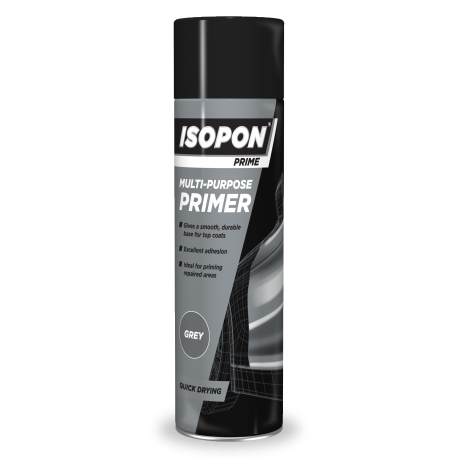 Isopon Multi-Purpose Primer Aerosol, 450ml - by Grove