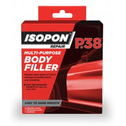 Isopon P38 Multi-Purpose Body Filler Portion Box - by Grove