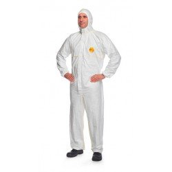Dupont Easysafe Coveralls Large (Pack of 25)