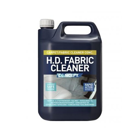 Concept HD Fabric Cleaner Concentrate 5lt - by Grove