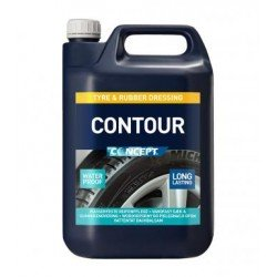 Concept Contour Rubber Cleaner 5lt - by Grove
