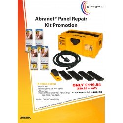 Mirka Panel Repair Kit Promotion - by Grove