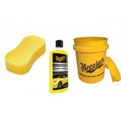Meguiars Basic Valeting Kit - by Grove