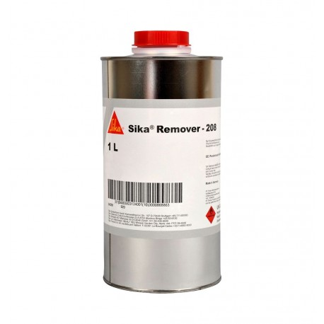 Sika 208 Sikaflex Remover, 1lt - by Grove