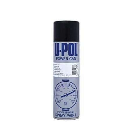 Upol Aero Powercan Satin Black 500ml