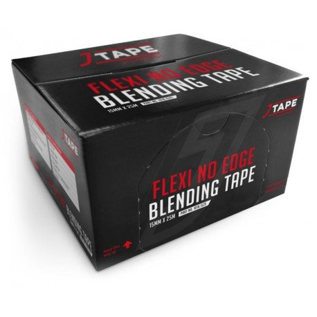 JTape Flexi No Edge Blend Tape, 15mm x 25m - by Grove