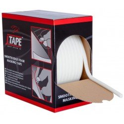 J-Tape Smooth Edge Masking Foam, 13mm x 50m - by Grove