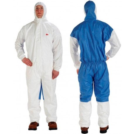 3M Protective Coverall 4535, Large - by Grove