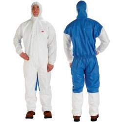 3M Protective Coverall 4535, Medium - by Grove