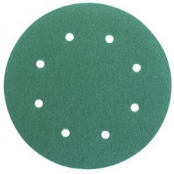 3M P120 203mm, Hookit Disc 245, 8 Hole, Qty of 25 - by Grove