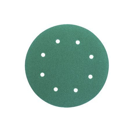 3M P40 203mm, Hookit Disc 245, 8 Hole, Qty of 25 - by Grove