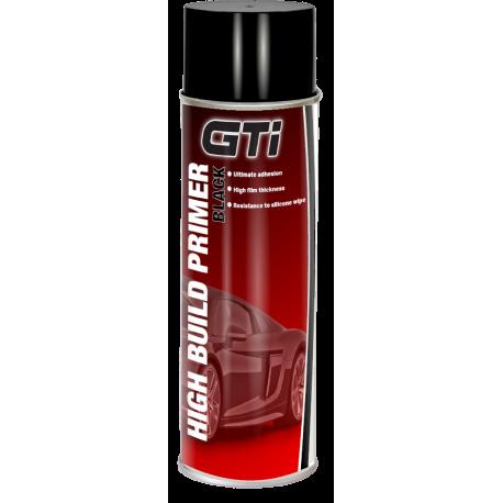 GTi Black High Build Primer aerosol 500ml - by Grove