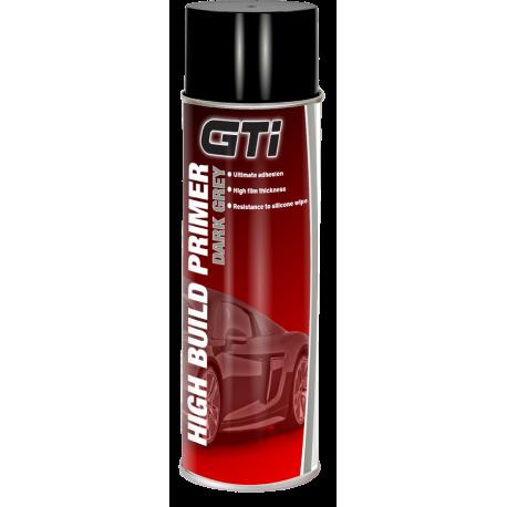 GTi Dark Grey High Build Primer aerosol 500ml
