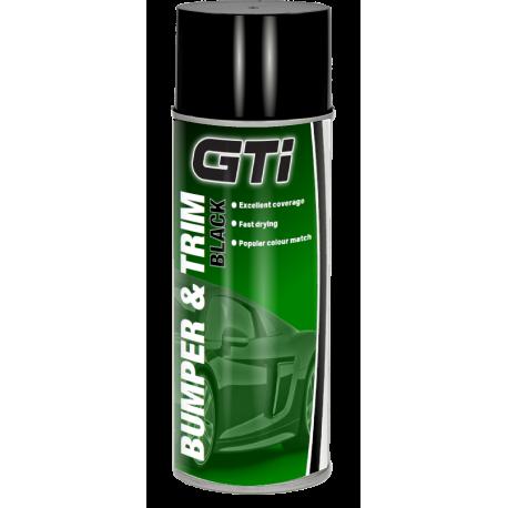 GTi Black Bumper & Trim Aerosol 400ml