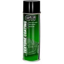 GTi Black Texture Coating aerosol 500ml