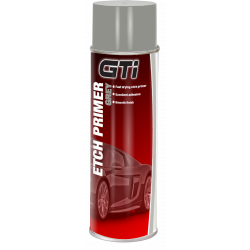 GTi Etch Primer Grey Aerosol 500ml