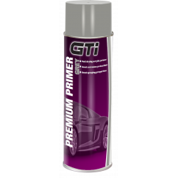 GTi Premium Grey Primer Aerosol 500ml - by Grove