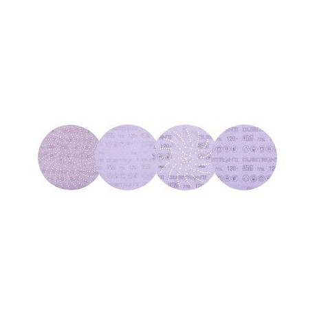 3M P80+ 150mm Cubitron Clean Sand Film Disc, (Pack of 50) - by Grove