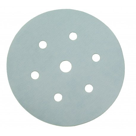 Mirka P1000 150mm Q-Silver Grip Discs 7H Hutchins (Pack of 50)