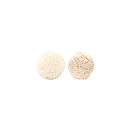 """3M Wool Compounding Pad, 9"""" (229mm) - by Grove"""