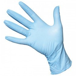 Powder Free Medium Nitrile Glove,Box of 100 - by Grove