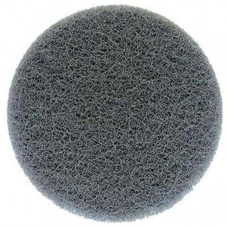 3M Ultrafine 150mm ScotchBrite Disc, Grey, Pack of 10 - by Grove