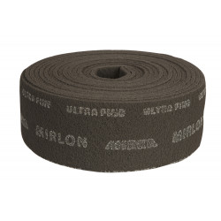 Mirka Ultra Fine (1500g) 115mm x 10M Mirlon Grey Finishing Roll - by Grove