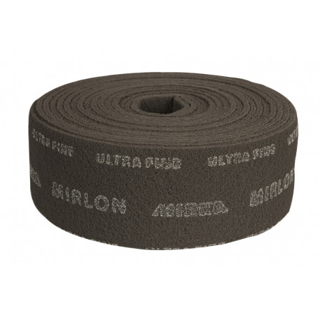 Mirka Ultra Fine (1500g) 115mm x 10M Mirlon Grey Finishing Roll - by Grove