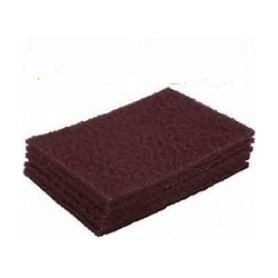 Mirka Very Fine (360g) 152 x 229mm Red Finishing Pads (Pack of 20) - by Grove