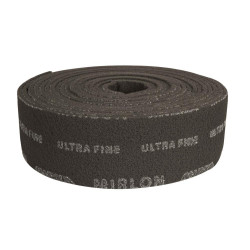 Mirka Ultra Fine (1500g) 100mm x 10M Mirlon Grey Finishing Roll - by Grove
