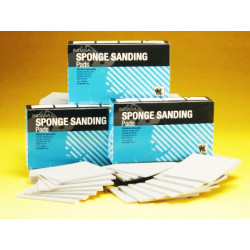 Indasa Fine 115 x 140mm Sanding Sponge, Pack of 20 - by Grove