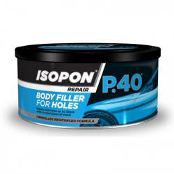 P40 - Body Filler for Holes (Bridging Filler) 600ml - by Grove