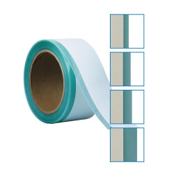 3M Trim Masking Tape, 5mm hard band, 50.8 mm x 10 m - by Grove